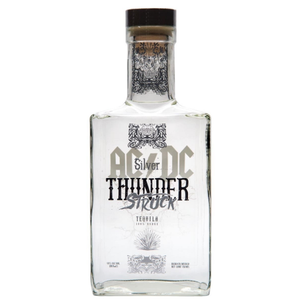 AC / DC THUNDERSTRUCK TEQUILA BLANCO 0.7L, AC / DC, wevino.store