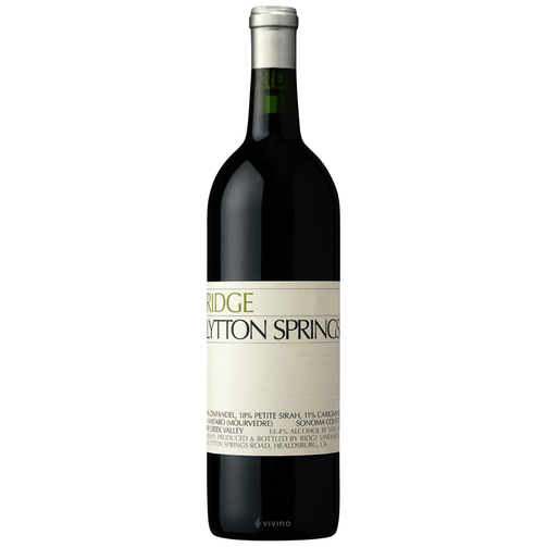 Ridge Vineyards Lytton Springs 2017, Ridge Vineyards, wevino.store