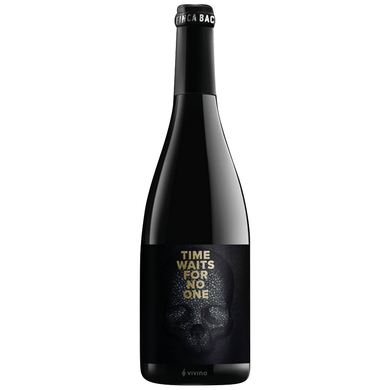 Finca Bacara Time Waits For No One Black 2017,Finca Bacara, wevino.store