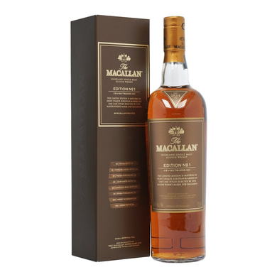 The Macallan Edition No.1 0.7L