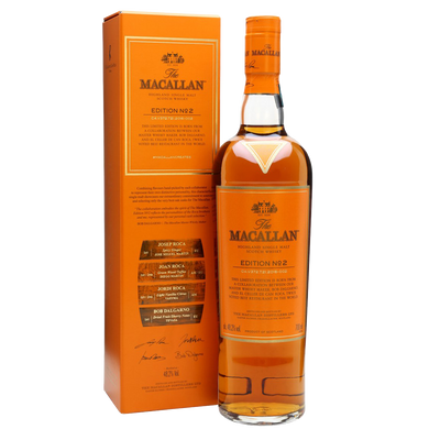 Macallan Edition No. 2 0.7l