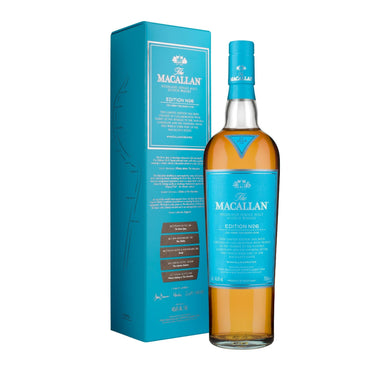 Macallan Edition No. 6 Single Malt Whisky 70cl 48.6%