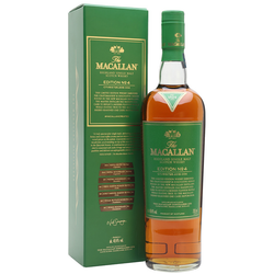 Die Macallan Edition Nr. 4 0.7l