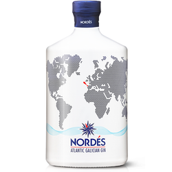 NORDÉS ATLantIC GALICIAN GIN 0.7 ኤል ፣ ኖርዶስ ፣ ዌቪኖ.store