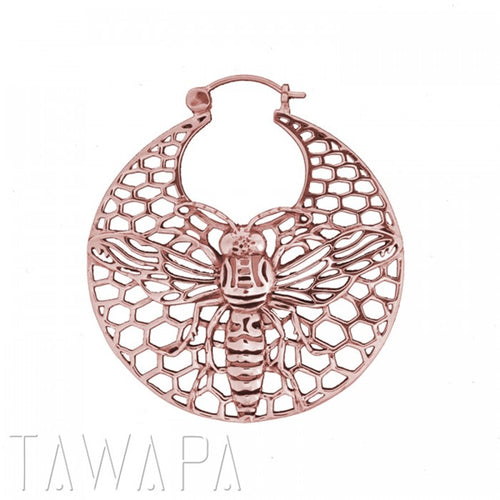 Bee Hoops Large - Tawapa