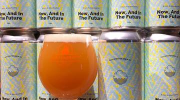 Now, And In The Future - Cloudwater Brew Co