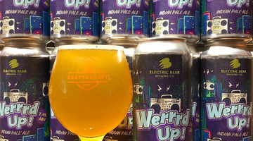 Werrrd Up! - Electric Bear Brewing Co.