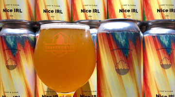 Nice IRL - Cloudwater Brew Co
