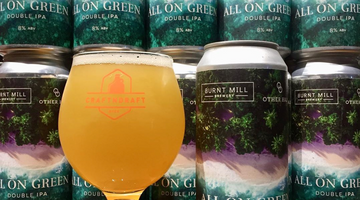 All On Green - Burnt Mill Brewery