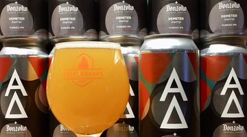 Demeter - Alpha Delta Brewing & Donzoko Brewing Company