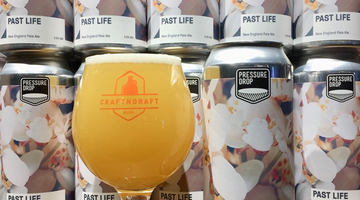 Past Life - Pressure Drop Brewing