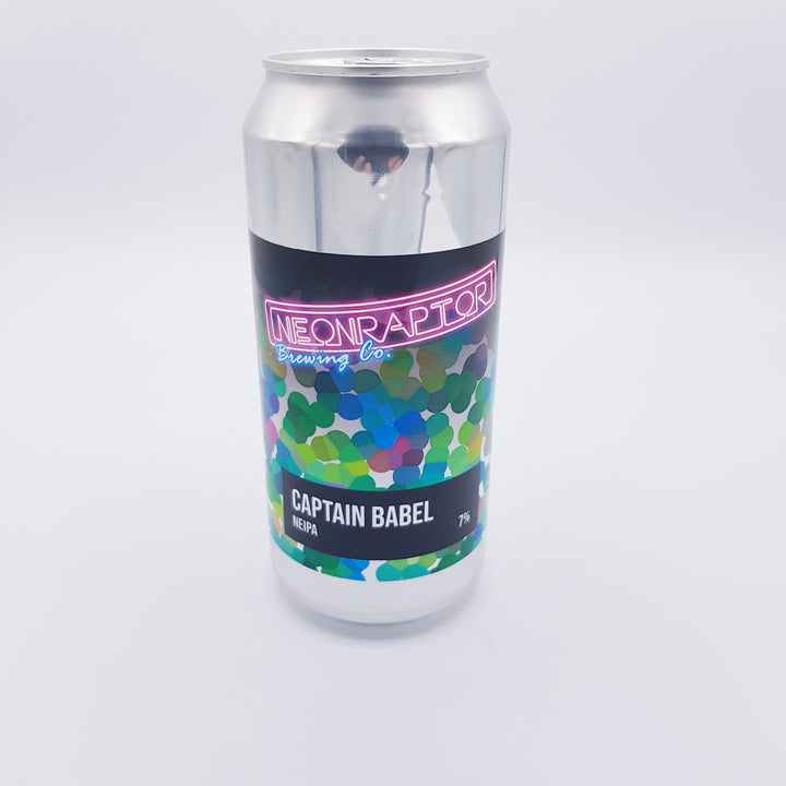 Neon Raptor - Captain Babel 7%