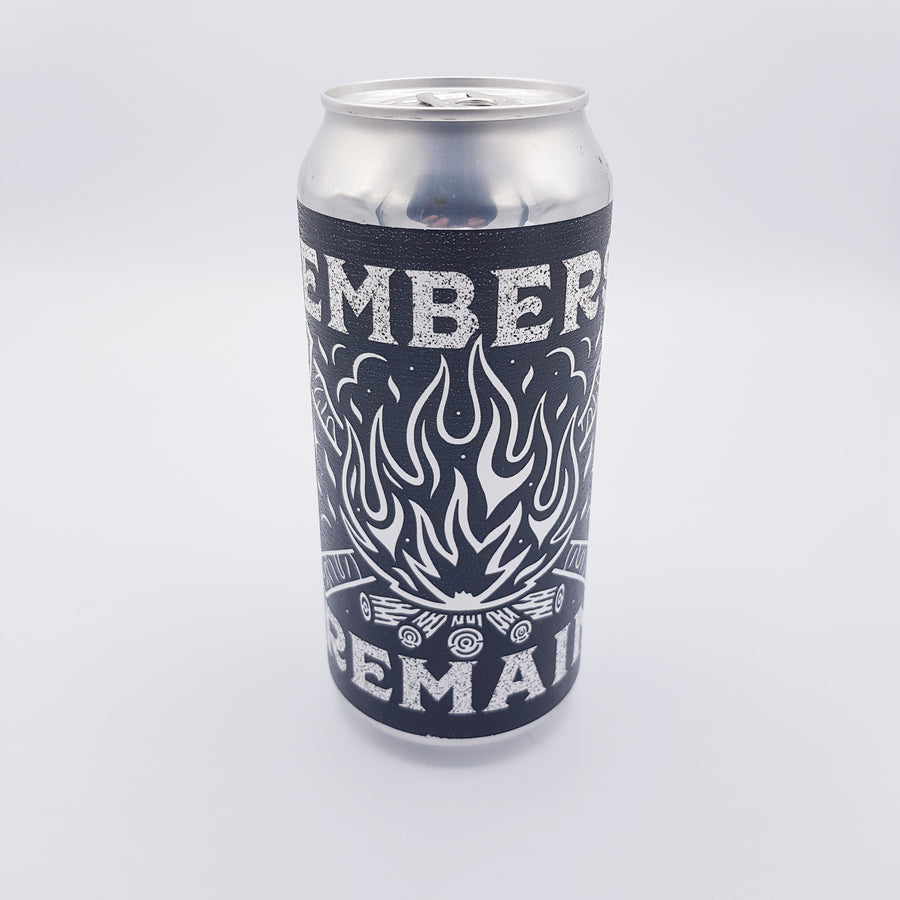 Black Iris x Burning Soul - Embers Remain 6%