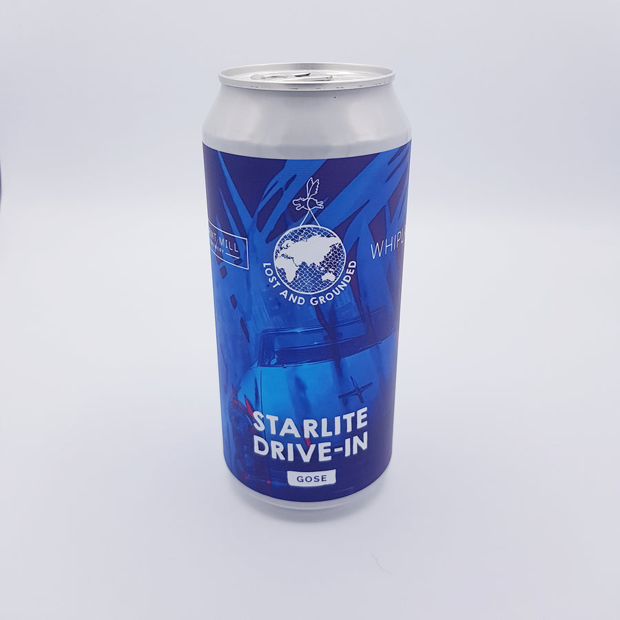 Lost & Grounded x Burnt Mill x Whiplash - Starlite Drive-In 4.8%