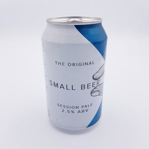 Small Beer - Session Pale 2.5%