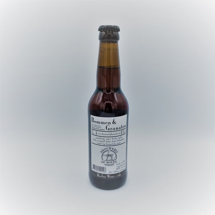 De Molen - Bommen and Granaten 11.9%