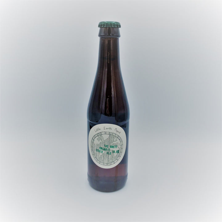 Little Earth Project - The Brett Organic Stock Ale 10.5%