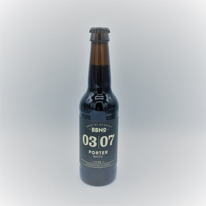 Brew By Numbers - 03/07 Porter Baltic 9.9%