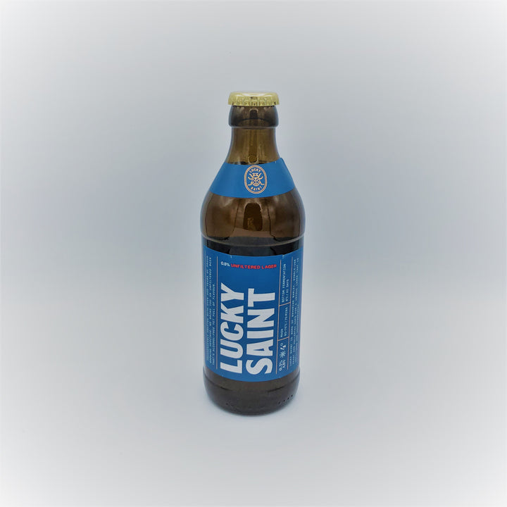 Lucky Saint - Unfiltered Lager 0.5%