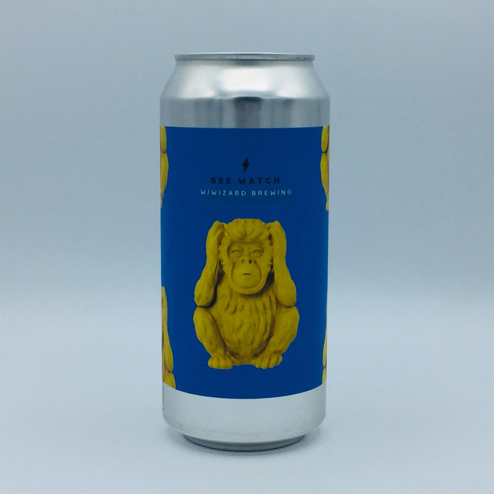 Garage x Wizard Brewing - See Watch 5.4%