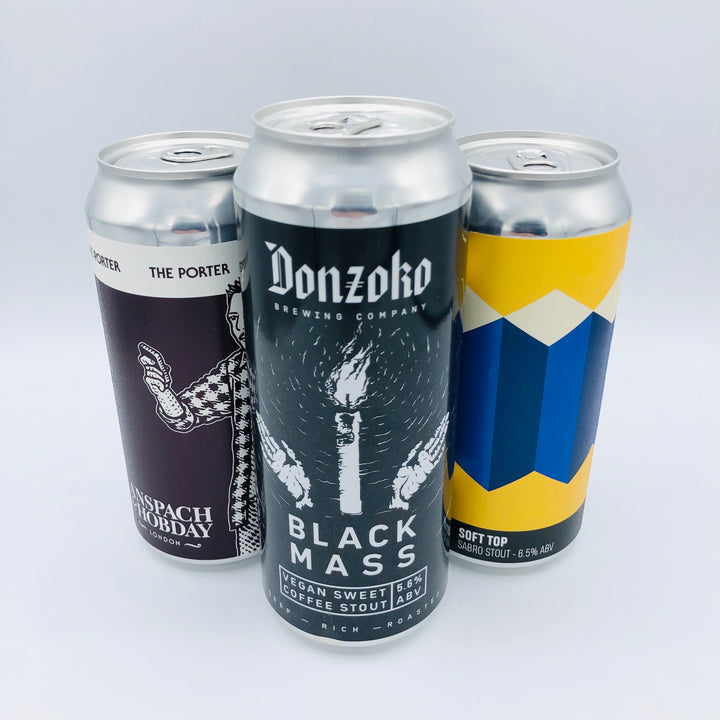 Dark Beer 3 Pack