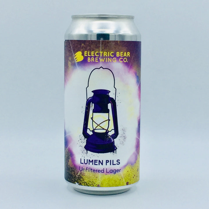 Electric Bear - Lumen pils 4.8%