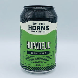 By The Horns - Hopadelic 4.3%