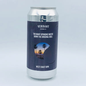 Verdant - Too Many Opinions Water Down The Original Idea 8%