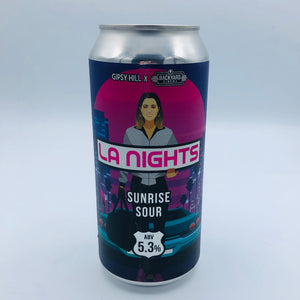 Gipsy Hill x Backyard Cinema - LA Nights 5.3%