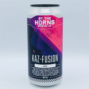 By The Horns - Kaz-Fusion 5.5%