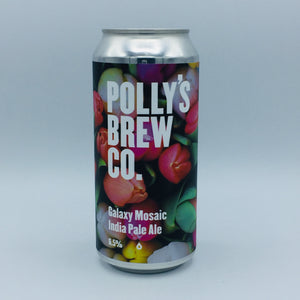 Polly's Brew Co. - Galaxy Mosaic IPA 6.5%