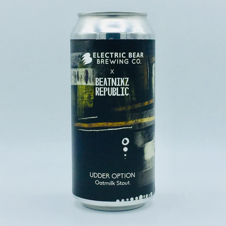 Electric Bear - Udder Option 6%
