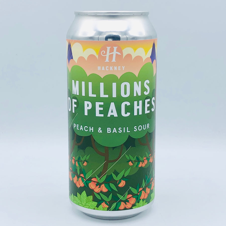 Hackney - Millions Of Peaches 4%