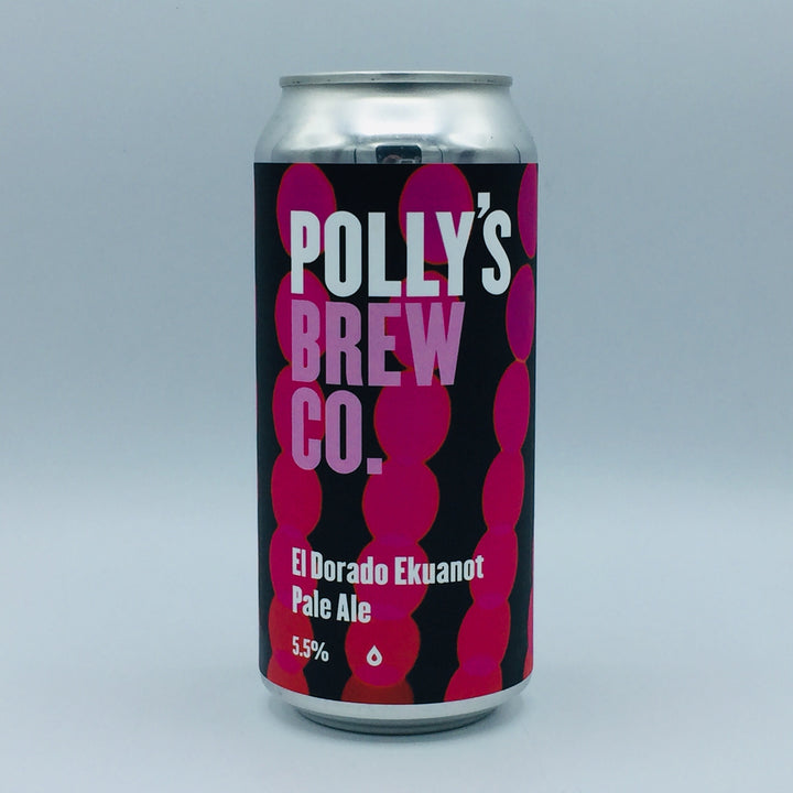 Polly's Brew Co - El Dorado Ekuanot Pale Ale 5.5%