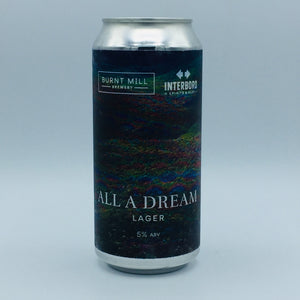 Burnt Mill x Interboro - All A Dream 5%