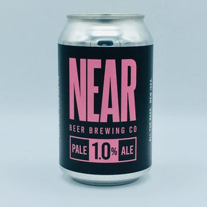 Near Beer Beer - Pale Ale 1%