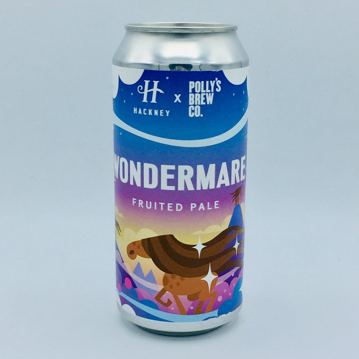 Hackney X Polly's Brew Co - Wondermare 6%