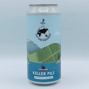 Lost and Grounded - Keller Pils 4.8%