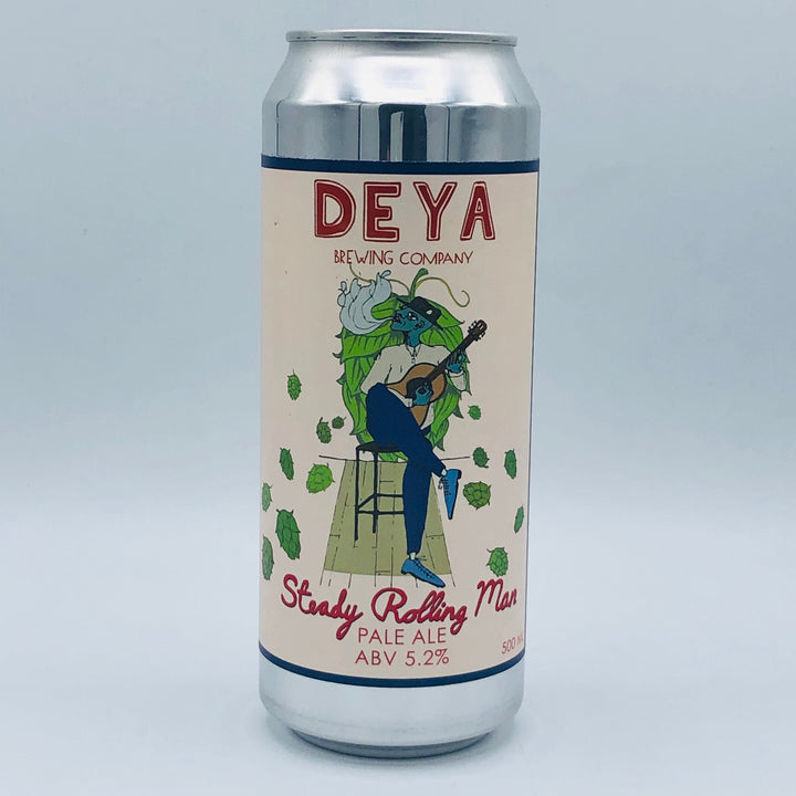 DEYA - Steady Rolling Man 5.2%
