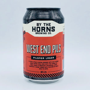 By The Horns - West End Pils 4%