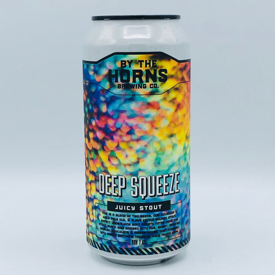 By The Horns - Deep Squeeze 7.4%