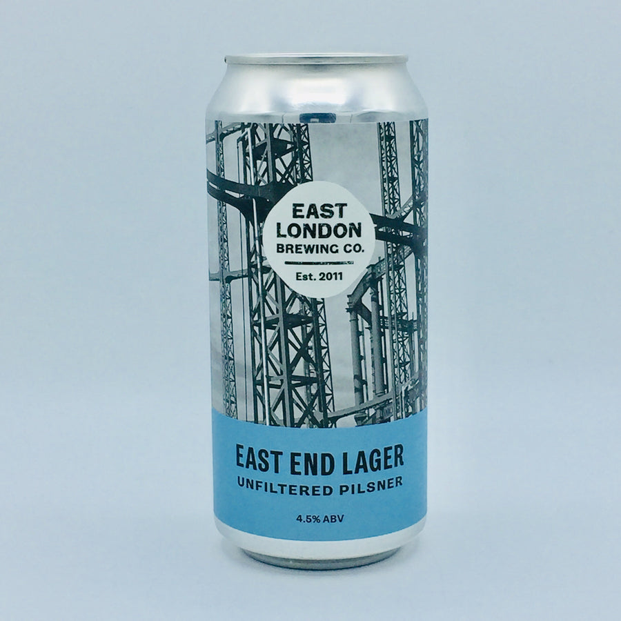 ELB - East End Lager 5%
