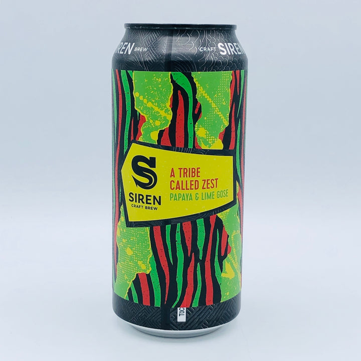 Siren - A Tribe Called Zest 4.2%