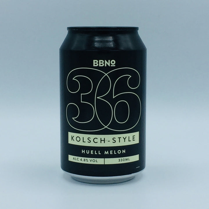 Brew By Numbers - 36|Kolsch Huell Melon 4.8%
