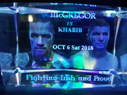 Conor V Khabib 1st in the collection