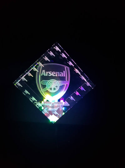 Arsenal Cut cube