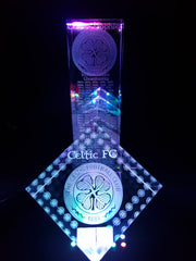 Celtic Trophy Crystal