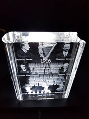 1916 Commemorative Crystal Book
