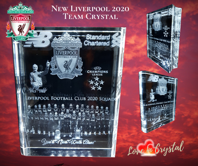 New Liverpool 2020 Team Crystal