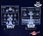 Dublins Greatest Team Crystal's on Stand